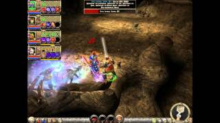 Dungeon Siege II Playthrough Part 53: A Mysterious Cave