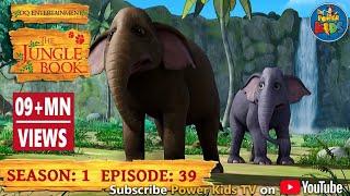 The Jungle Book Cartoon Show Full HD - Season 1 Episode 39 - The Elephant's Secret