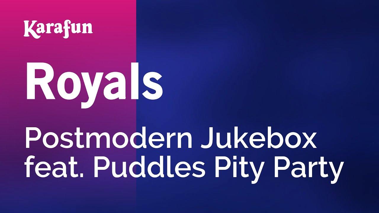 Karaoke Royals - Postmodern Jukebox * - YouTube
