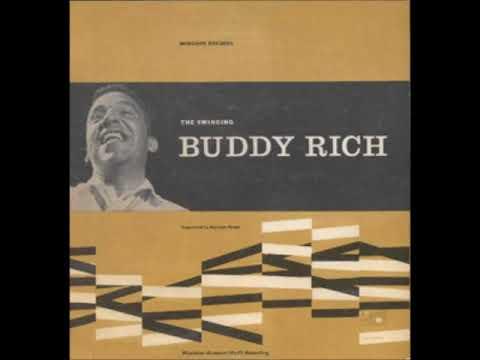 Buddy Rich- The Swinging Buddy Rich ( Full Album )
