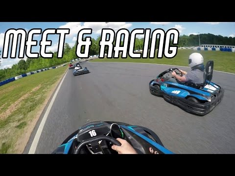 Kart Racing & Meet at the Motorplex!