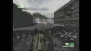 Ghost Recon 2 Unreleased PC gameplay (E3 2004)