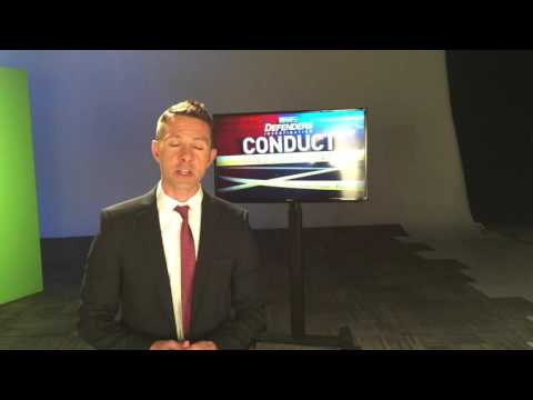 Behind the scenes - Conduct Unbecoming 2: TX Officer Conviction Rates