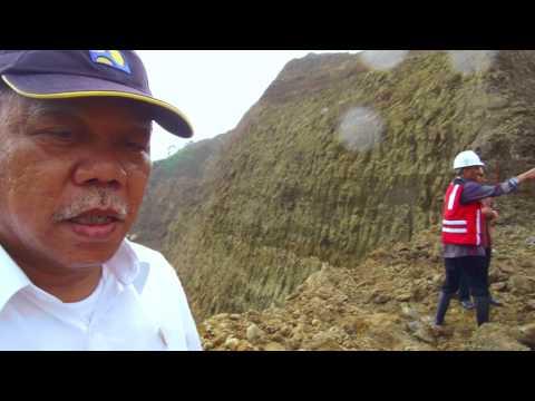 Vlog #3 Kunjungan Menteri PUPR ke Ruas Tol Bawen Salatiga
