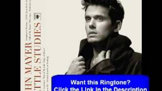 John Mayer - Edge of Desire [With Lyrics]
