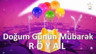 Doğum Günü Videosu - RÖYAL