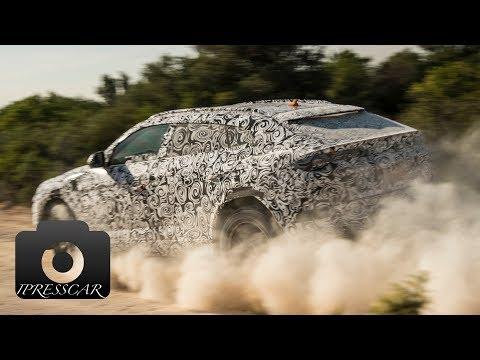 URUS Lamborghini Super SUV