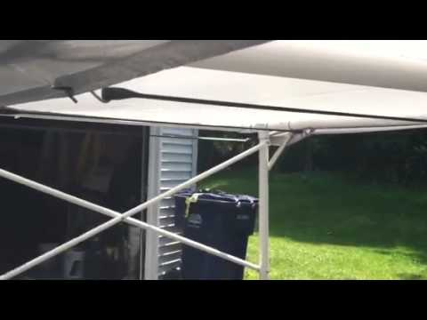 Diy Pvc Bimini Youtube