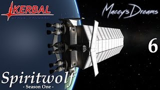 KSP Spiritwolf (S1E6) - Colony Ship