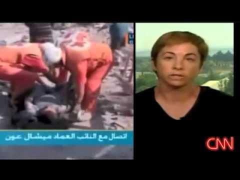 Rosemary Church = Biased, Anti-Semitic CNN anchor