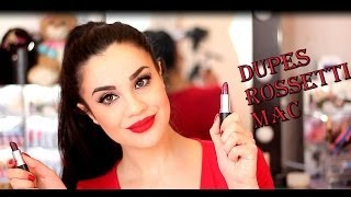 DUPES dei rossetti MAC ❤SweetBeauty1990❤ Thumbnail