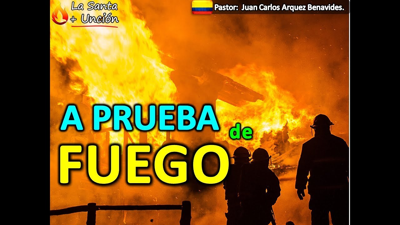 Ver A PRUEBA DE FUEGO en Español