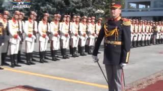 Turkmenistan President Gurbanguly Berdimuhamedov arrived in Republic of Moldova
