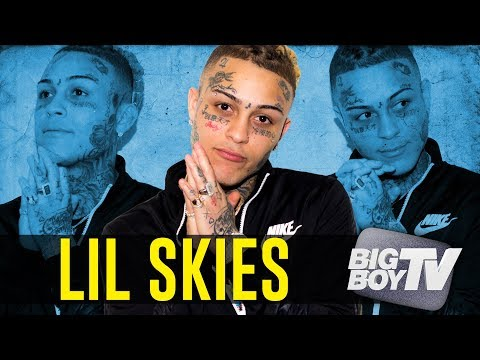 Lil Skies Talks Shelby, XXX Tentacion and MORE w/ Big Boy TV