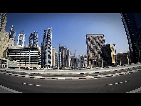 DUBAI MARINA STREET WALK