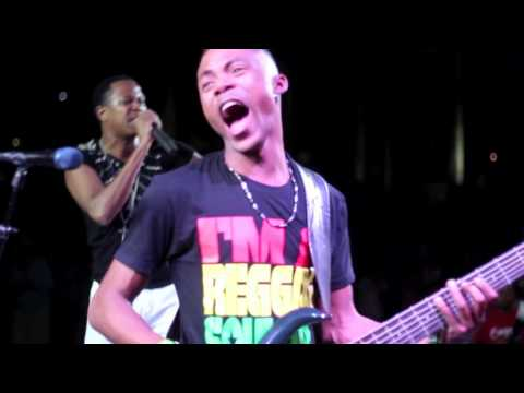 "Tanto Metro & Devonte - ""Everyone Falls In Love"" Live with Reggae Souljahs Band at Reggae4Cure Fest"