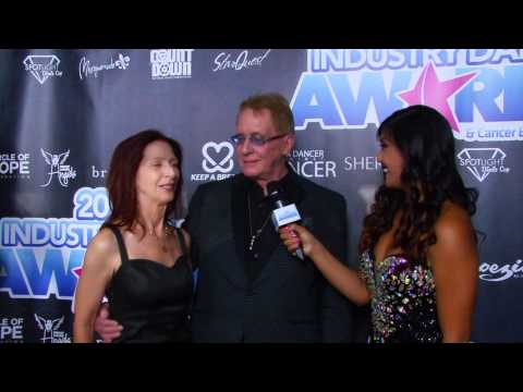 Joe Tremaine  and Jackie Sleight Red Carpet