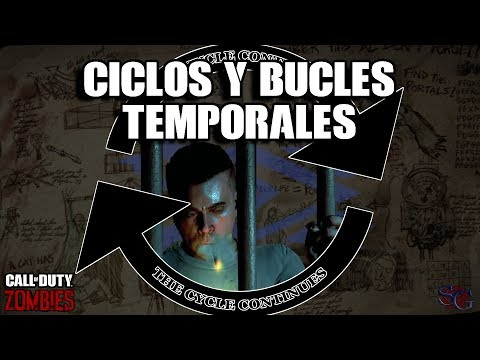 Ciclos y Bucles temporales || (Mob of the Dead) Call of Duty Zombies thumbnail