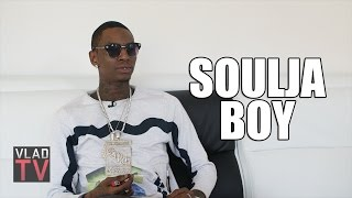 Soulja Boy: Tricking People to Download His Songs, 1st Rapper to Blow on Internet