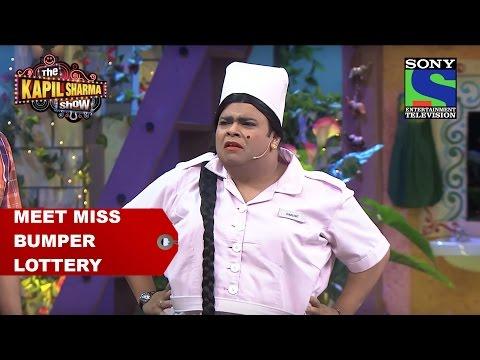 Meet Miss Bumper Lottery – The Kapil Sharma Show