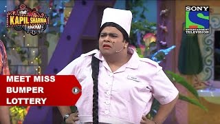 Meet Miss Bumper Lottery – The Kapil Sharma Show(Meet Miss Bumper Lottery-the sister of our very beautiful nurse 'Lottery' who comes searching for Dr. Gulati in his 50-50 Hospital! So, just stay tuned in and catch ..., 2016-07-09T07:15:56.000Z)