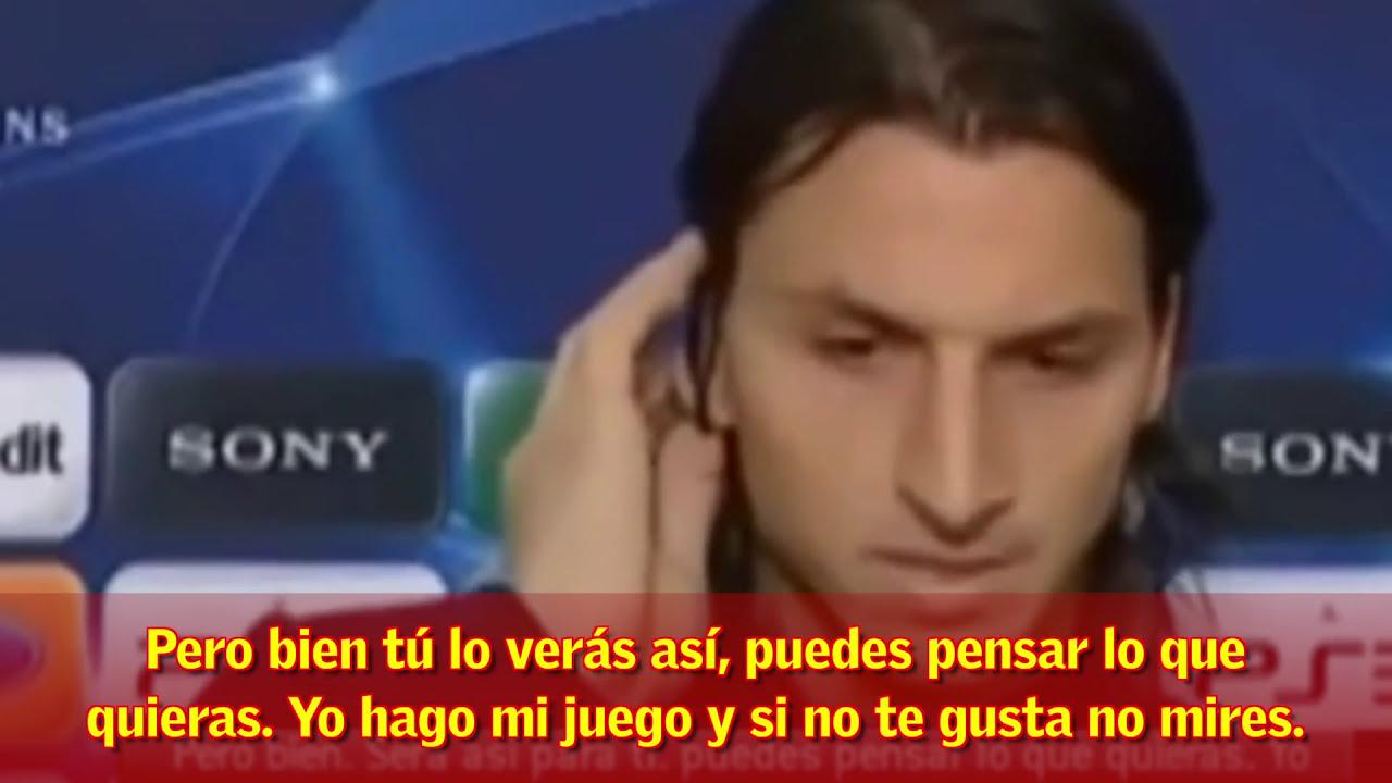 Las Frases Más Locas De Zlatan Ibrahimovic Diario As