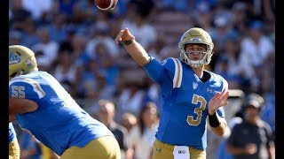 || 2018 Draft || Film Session || Josh Rosen || #QbWeek ||