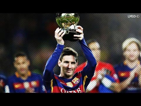 Lionel Messi ● Pure Genius - Legendary Skills & Goals HD