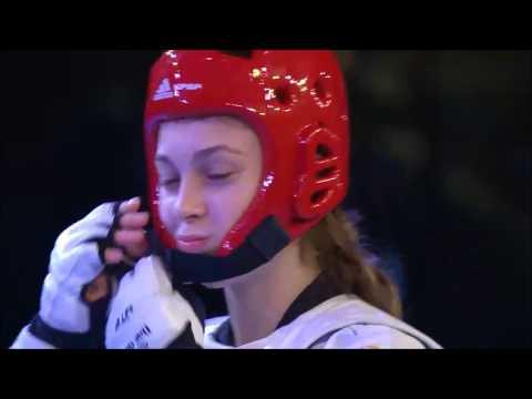 Taekwondo WTF. Чемпионат мира среди юниоров 2016. Полуфиналы и финалы М -68, -73, Ж -59, -63.