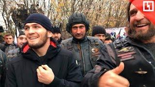 Хабиб рассказал, как встретит Конора в Дагестане