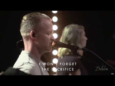 I Won't Forget Lyrics - Brian Johnson// After All These Years Live// Bethel Music 2017