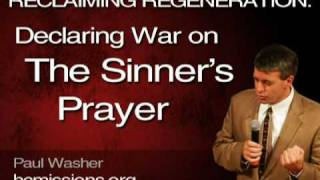 Declaring War on The Sinner