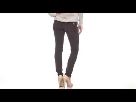 MiH Jeans Ellsworth High-Rise Skinny Cord SKU:#8064412