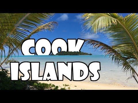 Vacation in the PARADISE🌴🌞[Cook Islands - Rarotonga & Aitutaki]