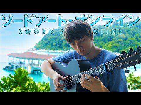 Sword Art Online 2 ED - Shirushi - Fingerstyle Guitar Cover