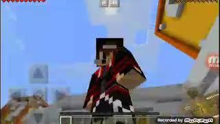 the sims craft #15 Lucky Block com derick gamer