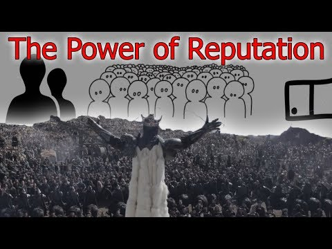 The power of reputation(why you should care what people think)-law 5