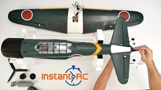 Flyzone A6M2 Japanese Zero Select Scale Rx-R 45