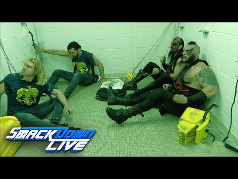Breezango & The Ascension get Sawed in the latest Fashion Files: SmackDown , Nov 28, 2017