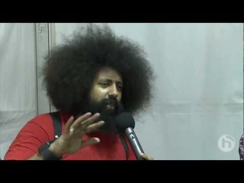 Reggie Watts Live Interview
