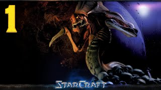 StarCraft: Remastered - Kampania Zergów #1