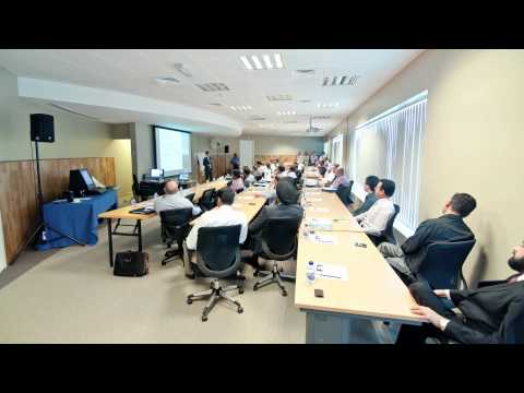 Digital Integration Workshop of Admiralty, UKHO at Elcome House, Dubai, UAE