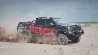 DEVOLRO DAKAR: Toyota Tundra Desert Rally. Custom Armoring & Tuning. +1-786-765-0977