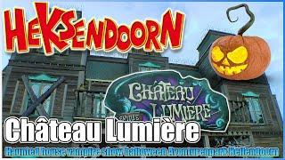 Chateau Lumiere Vampires Haunted House Spookhuis Halloween Hellendoorn Heksendoorn 2013
