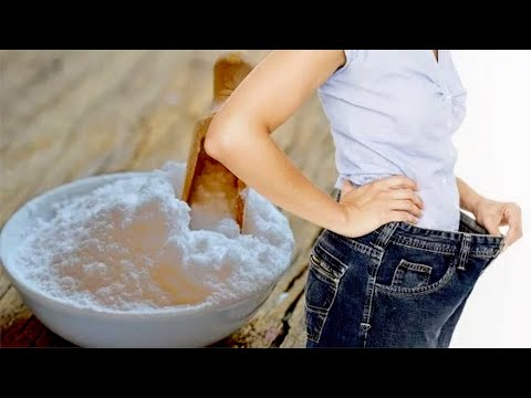Amazing Baking Soda Can Eliminate Belly, Thigh, Arm And Back Fat!