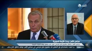 محلل سياسي يكشف أسباب انزعاج روسيا من المشروع الفرنسي حول حلب.. فيديو