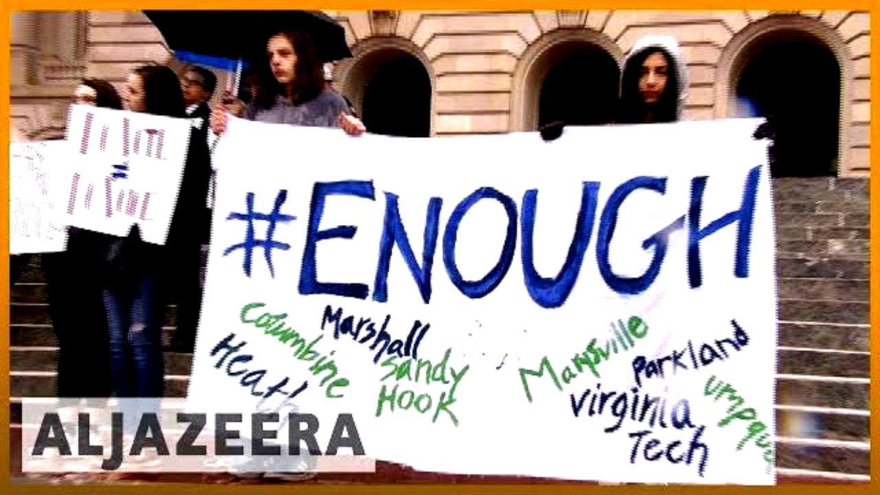 🇺🇸 US: Not all school, mass shootings 'are treated the same' | Al Jazeera English