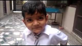 Naughty Adharv Funny Video || Indian Naughty Boy || Cute Baby