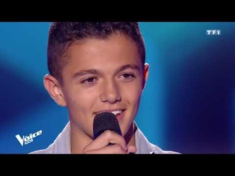 """Nassim - """"Je M'en Vais"""" - Vianney (The Voice Kids - Saison 5)"""