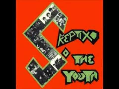 THE SKEPTIX - SO THE YOUTH  (FULL ALBUM) 1983